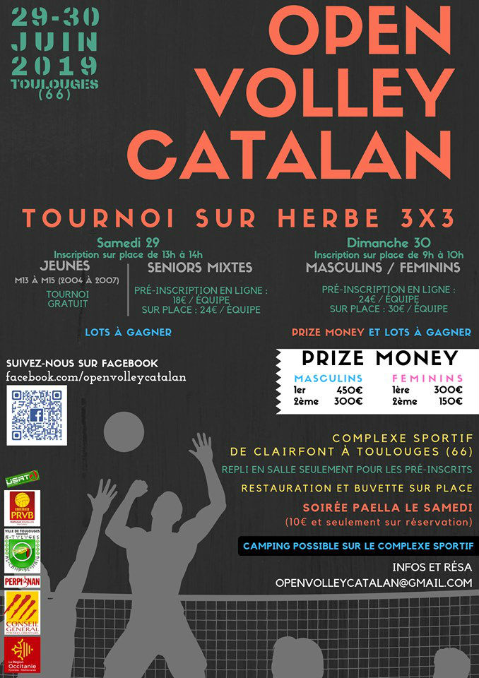 Open Volley Catalan