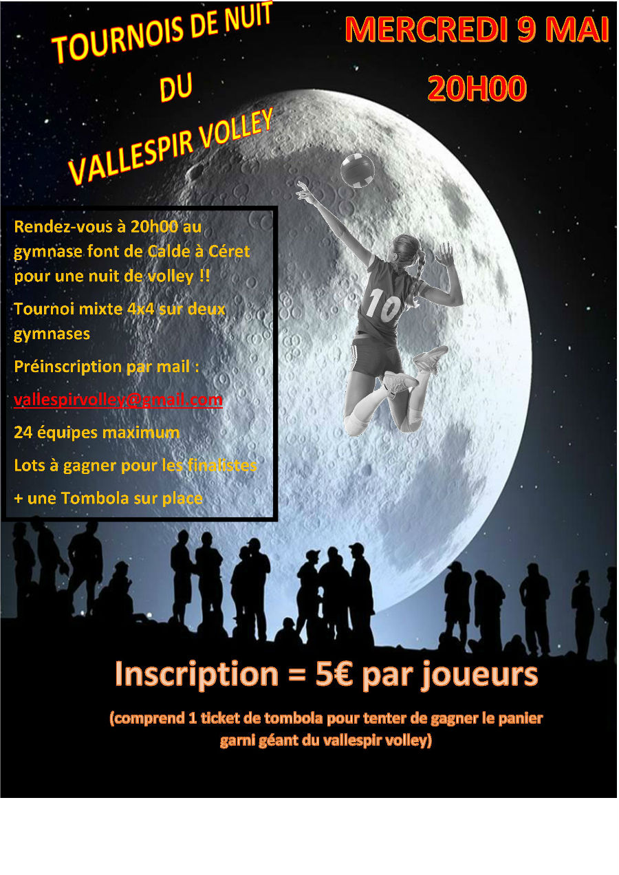 Tournoi Vallespir 2018